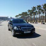 Аренда Mercedes E-class с водителем