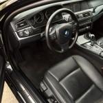 Аренда BMW 5-series с водителем в Сочи