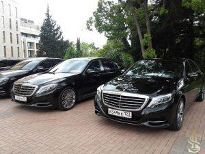 Аренда Mercedes S222 в Сочи