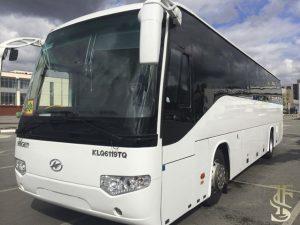 Аренда автобуса в Сочи